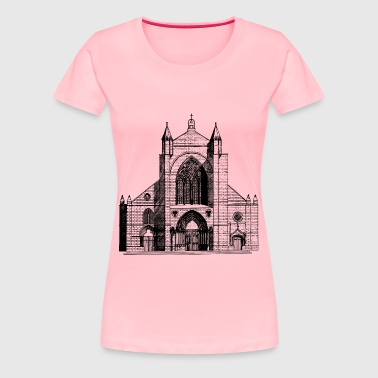 Church 5 - Women's Premium T-Shirt
