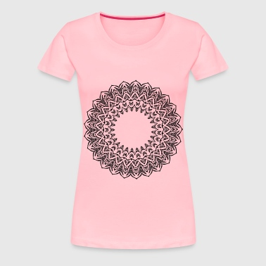 Abstract design - Women's Premium T-Shirt