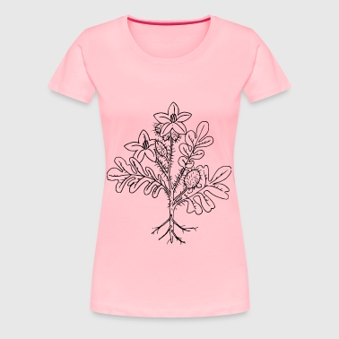 Buffalo bur - Women's Premium T-Shirt