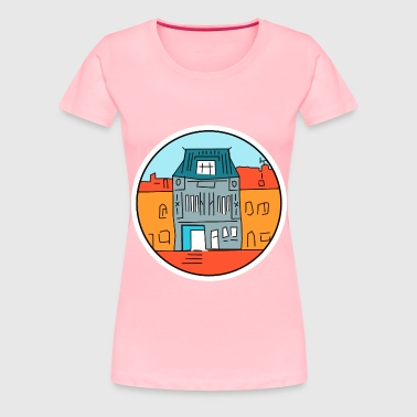 Location 09 - Women's Premium T-Shirt