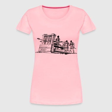 Catapult - Women's Premium T-Shirt