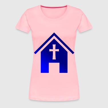 Church Avatar - Women's Premium T-Shirt