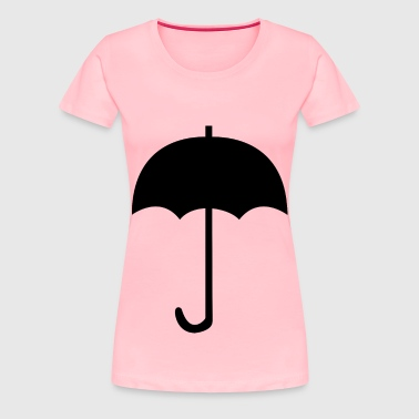 umbrella - Women's Premium T-Shirt
