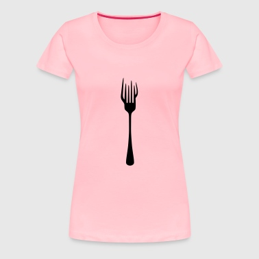 Fork and open source - Women's Premium T-Shirt