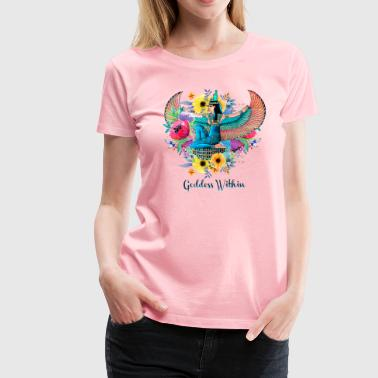 Goddess Within - Women's Premium T-Shirt