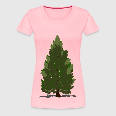 Pine tree - Women's Premium T-Shirt