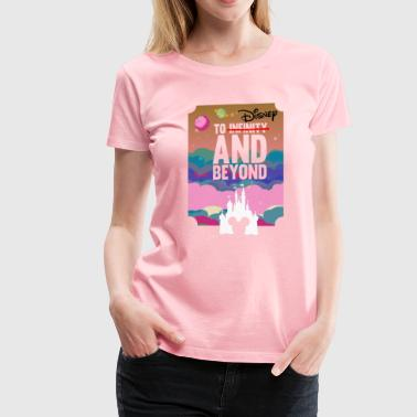 To Disney And Beyond - Women's Premium T-Shirt