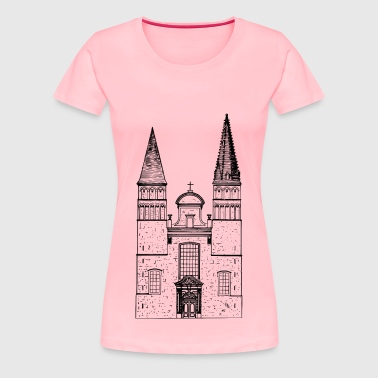 Church 2 - Women's Premium T-Shirt
