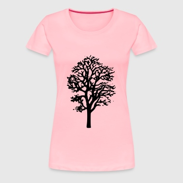 Maple Tree - Women's Premium T-Shirt