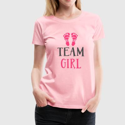 Team Girl - Women's Premium T-Shirt