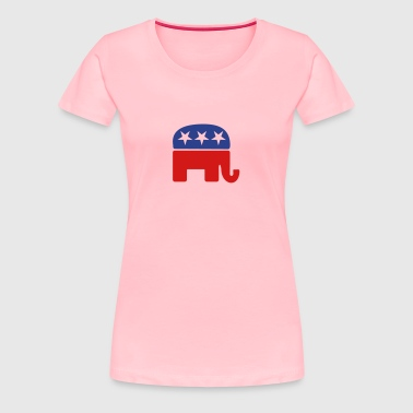 Republicans - Women's Premium T-Shirt