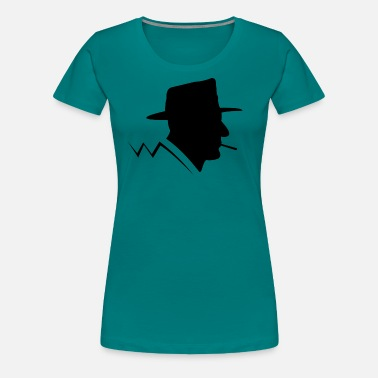 Like A Sir like a sir - Women's Premium T-Shirt