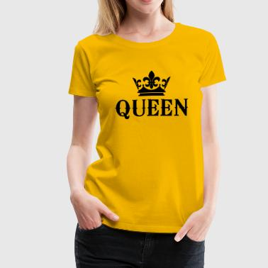 Queenly Attire - Women's Premium T-Shirt