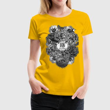 Birds nest - Women's Premium T-Shirt