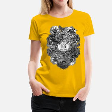 Nest Birds nest - Women's Premium T-Shirt