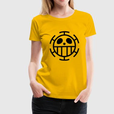 One Piece - Trafalgar Law - Women's Premium T-Shirt