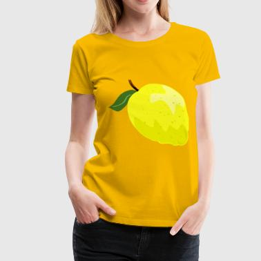 whole lemon - Women's Premium T-Shirt