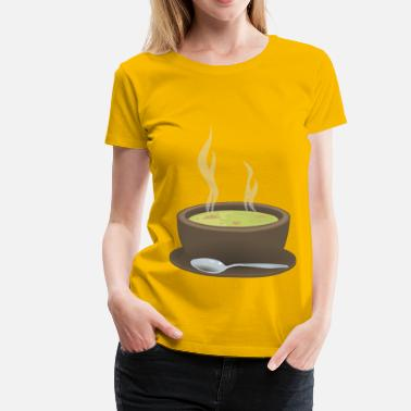 Bowling For Soup Hot Steaming Bowl of Soup - Women's Premium T-Shirt