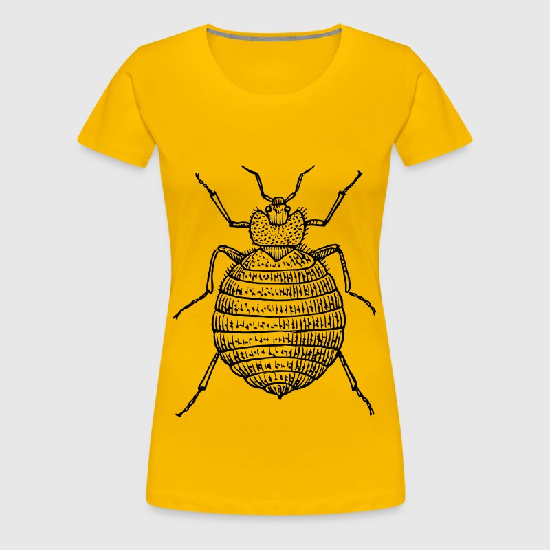 Bed bug - Women's Premium T-Shirt