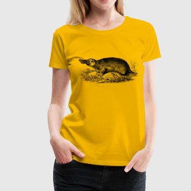 Duckbilled platypus - Women's Premium T-Shirt
