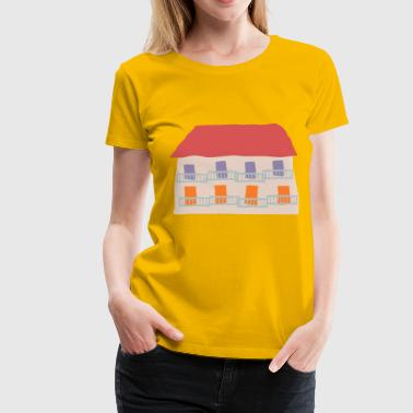 Crooked Hotel - Women's Premium T-Shirt