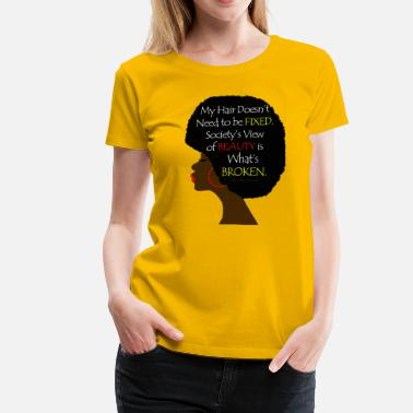 Beauty Perception - Women's Premium T-Shirt