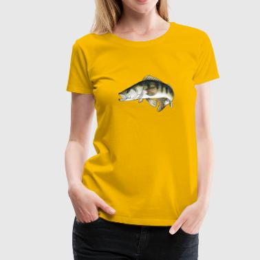 Kala pike-perch - Women's Premium T-Shirt
