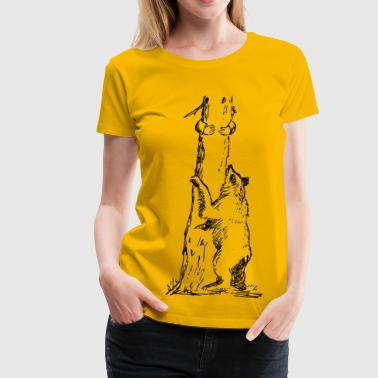 Tricky situation - Women's Premium T-Shirt