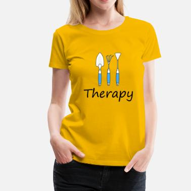 At Therapy therapy - Women's Premium T-Shirt