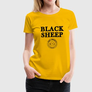 Black Sheep Apparel Black Sheep - Women's Premium T-Shirt