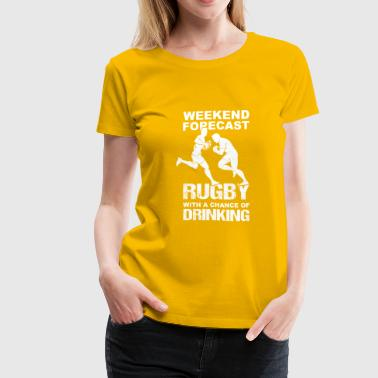 Rugby Lovers Rugby - Women's Premium T-Shirt