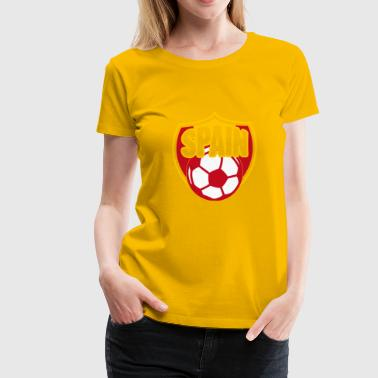 Mens Spain Spain - Women's Premium T-Shirt