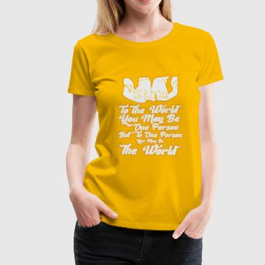 647 Great Father - Women's Premium T-Shirt