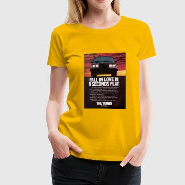 240 turbo - Women's Premium T-Shirt