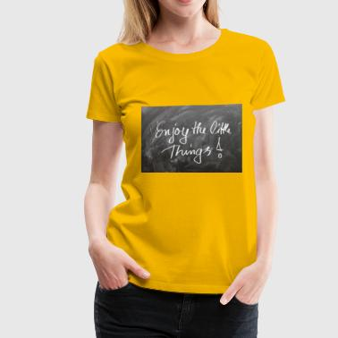 Positive Thinking Positive thinking - Women's Premium T-Shirt