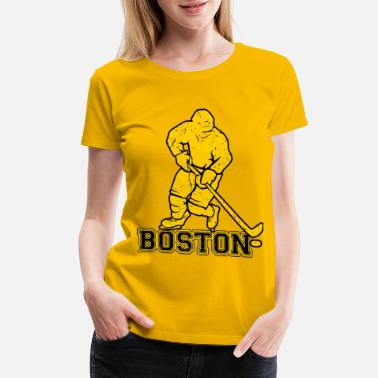 We Are Boston boston hockey - Women's Premium T-Shirt