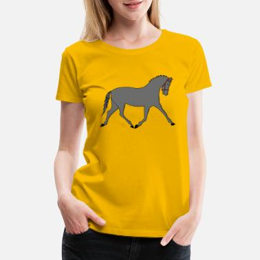 Trotter Coco the trotter - Women's Premium T-Shirt
