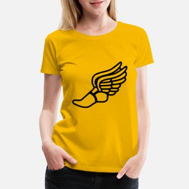 Track Track and field - Women's Premium T-Shirt
