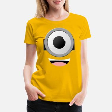 11e44c772fe7 Minion Minion Eyes - Women  39 s Premium ...