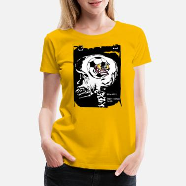 Football Fanatics - Women's Premium T-Shirt
