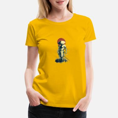 Ronin Warriors Ronin Warrior - Women's Premium T-Shirt