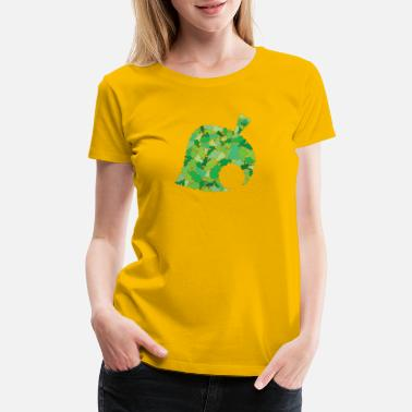 Leaf Animal Crossing Leaf - Women's Premium T-Shirt