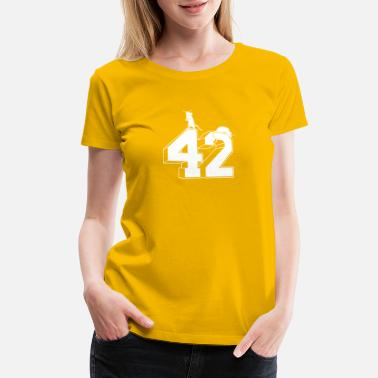 Forty-two Forty Two - Women's Premium T-Shirt