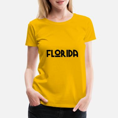 Daytona Beach Florida - Miami - Spring Break - South Beach - Women's Premium T-Shirt