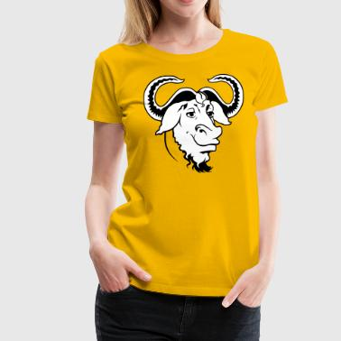 Ox Comic - Women's Premium T-Shirt