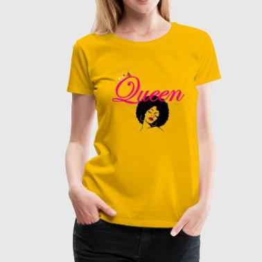 Queen Tee - Women's Premium T-Shirt
