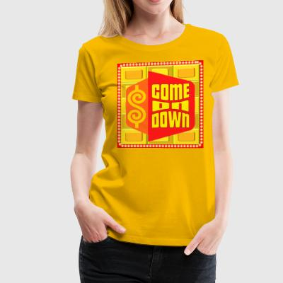 TV Game Show Apparel - TPIR (The Price Is...) - Women's Premium T-Shirt