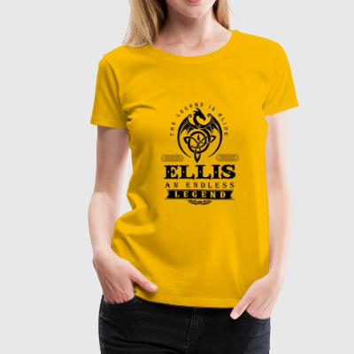 ELLIS - Women's Premium T-Shirt