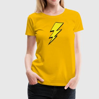lightning - Women's Premium T-Shirt