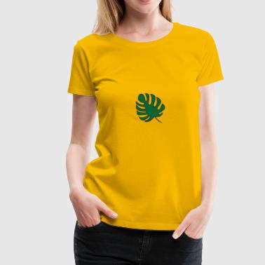 leaf - Women's Premium T-Shirt